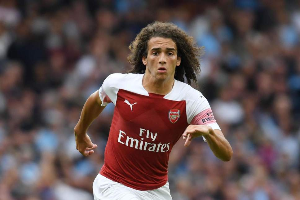 save off a11c5 c01f5 A Closer Look At Matteo Guendouzi: The Midfielder Who ...